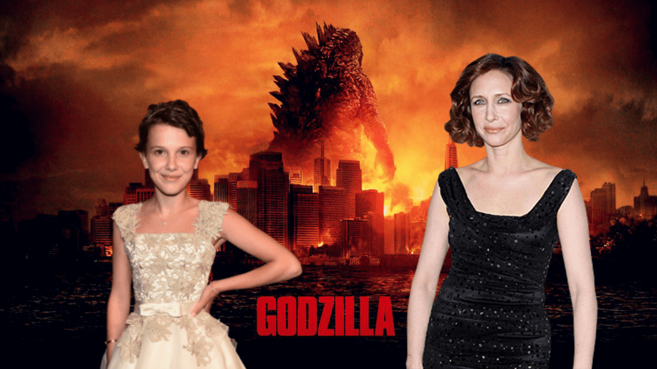 Godzilla: King of the Monsters / Millie Bobby Brown / Vera Farmiga