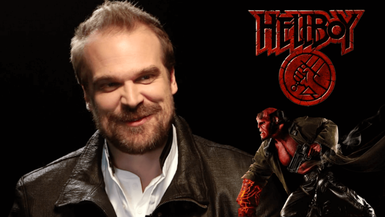 Hellboy / David Harbour
