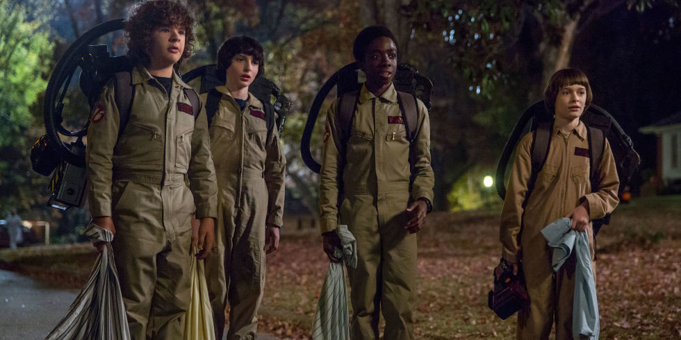 Shawn Levy / 2ª temporada de Stranger Things
